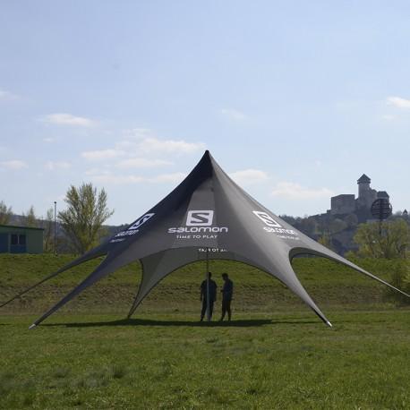 Tente Etoile 8m Complete Imprimee