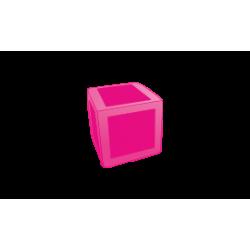 Bouée cubique 100*100 - marquage amovible 4 faces