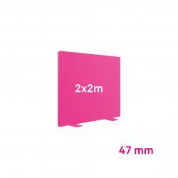 Cadre Autoportant 47mm 2 x 2 m