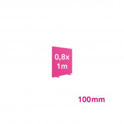 Cadre Autoportant 100mm 0,8 x 1 m