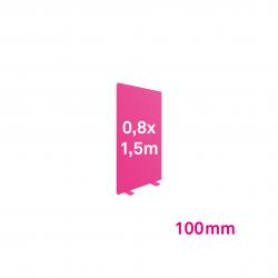 Cadre Autoportant 100mm 0,8 x 1.5 m