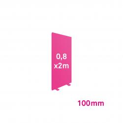 Cadre Autoportant 100mm 0,8 x 2 m