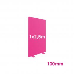 Cadre Autoportant 100mm 1 x 2.5 m