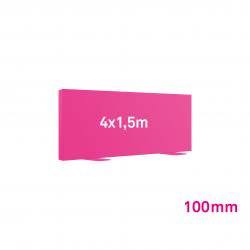 Cadre Autoportant 100mm 4 x 1.5 m
