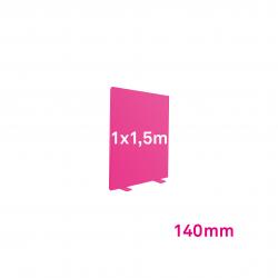 Cadre Autoportant 140mm 1 x 1.5 m