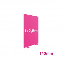 Cadre Autoportant 140mm 1 x 2.5 m