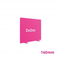 Cadre Autoportant 140mm 2 x 2 m