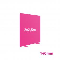 Cadre Autoportant 140mm 2 x 2.5 m