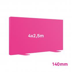 Cadre Autoportant 140mm 4 x 2.5 m
