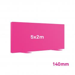 Cadre Autoportant 140mm 5 x 2 m