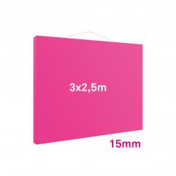 Cadre Mural Mini 15mm 3 x 2.5 m