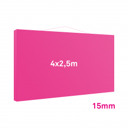 Cadre Mural Mini 15mm 4 x 2.5 m