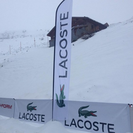 """First Banner """"S"""" 2.70m - Complet"""
