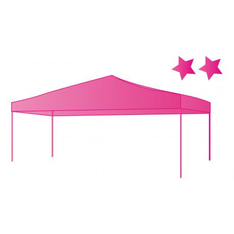Tente pliable XPro 3x6m