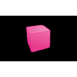 Cube mousse 40x40