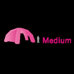 Tente ventilée vierge - Medium