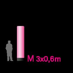 COLONNES AIR CAPTIF 3mx0.6m