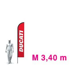 """Basic Banner """"M"""" 3.40m - Complet"""