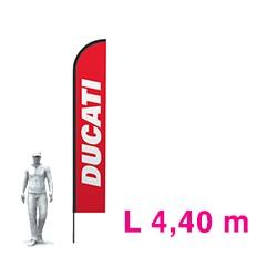 """Basic Banner """"L"""" 4.40m - Complet"""
