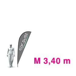 """Pavillon """"M"""" 3m - Complet"""