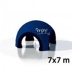 Tente gauffrée - XL