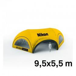 Hexa Shelter 4x4m