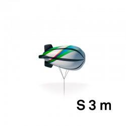 Dirigeable Statique 6m Total Coveri