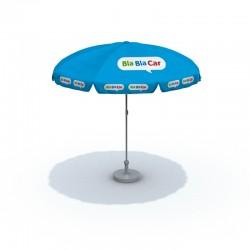 Parasol Rond 180cm - Complet