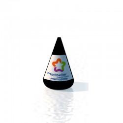 Bouée conique 155x210 Marquage fond couleur fixe 2 faces
