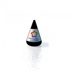 Bouée conique 125x180 Marquage fond couleur fixe 2 faces