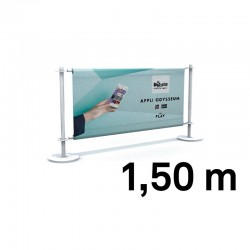 Barrière café ECO 150 centimètres