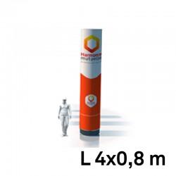 Colonnes Air Capif 4mx0.8m