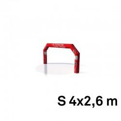 Arche standard air captif imprimé 2.6mx4m