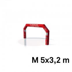 Arche air captif imprimée total covering - 5x3.2m
