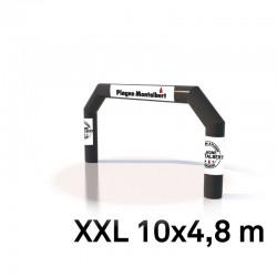 Arche air captif - marquage amovible 10x4.8m