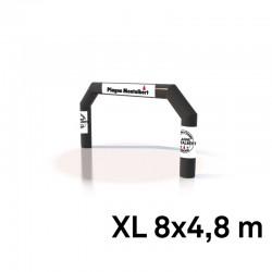 Arche air captif - marquage amovible 8x4.8m