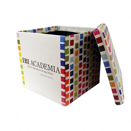 Cube pliable
