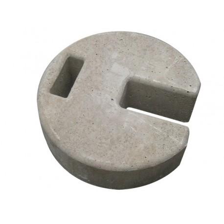Kit de lestage acier 4 plaques 25 kg