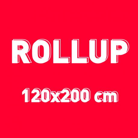 Roll up Standard 120x200