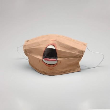 Masque pré-personnalisé