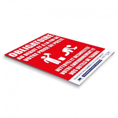 Panneaux PVC 3mm A3 -